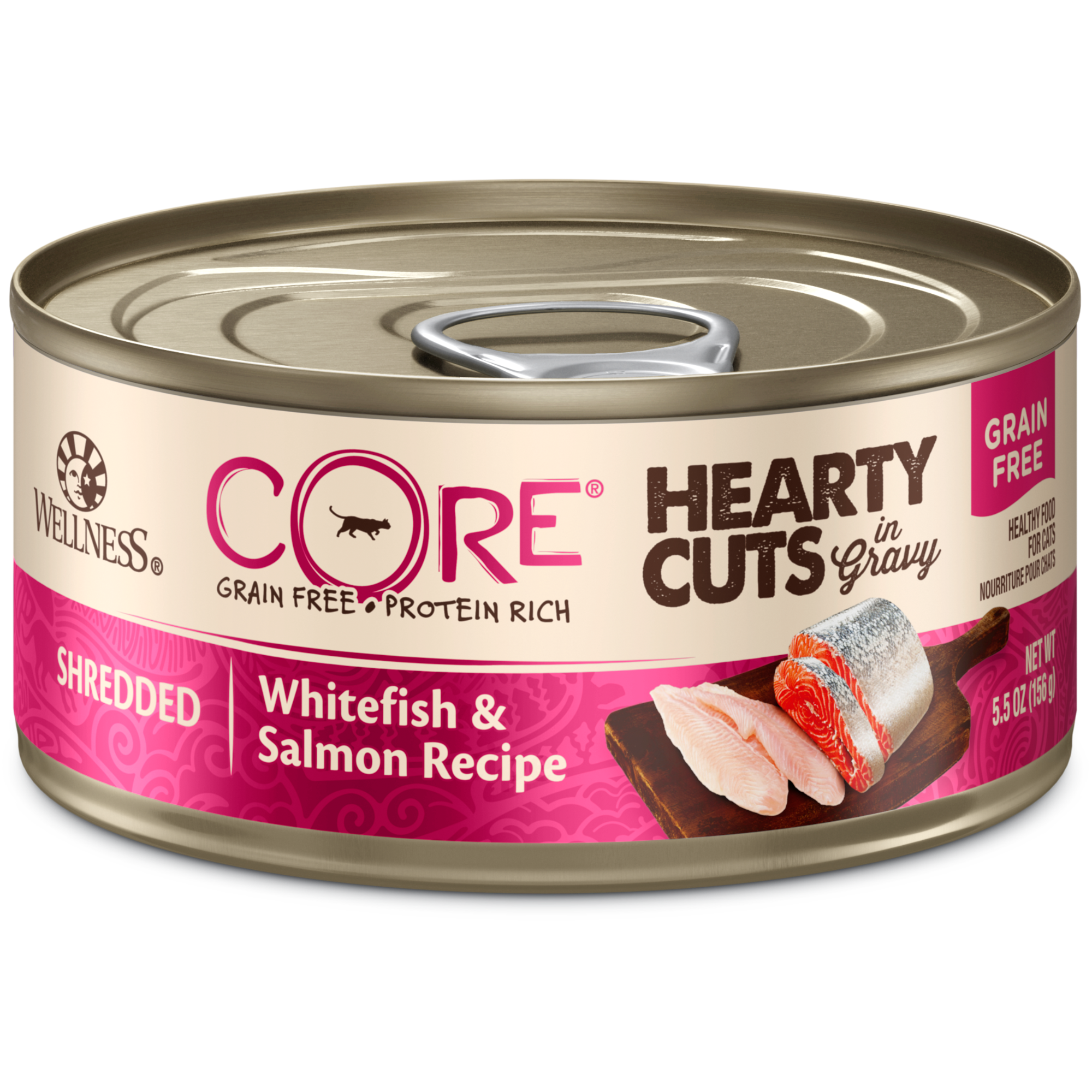 CORE Hearty Cuts Whitefish and Salmon