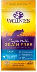 Wellness Grain Free Dry Food for Cats