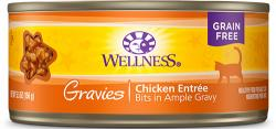 Wellness Complete Health Gravies for Cats