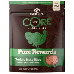 CORE Pure Rewards Turkey Jerky Bites