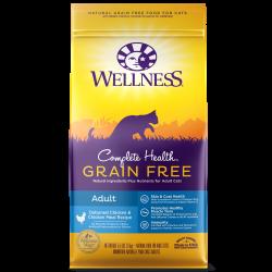 Healthy, Natural Dry Cat Food